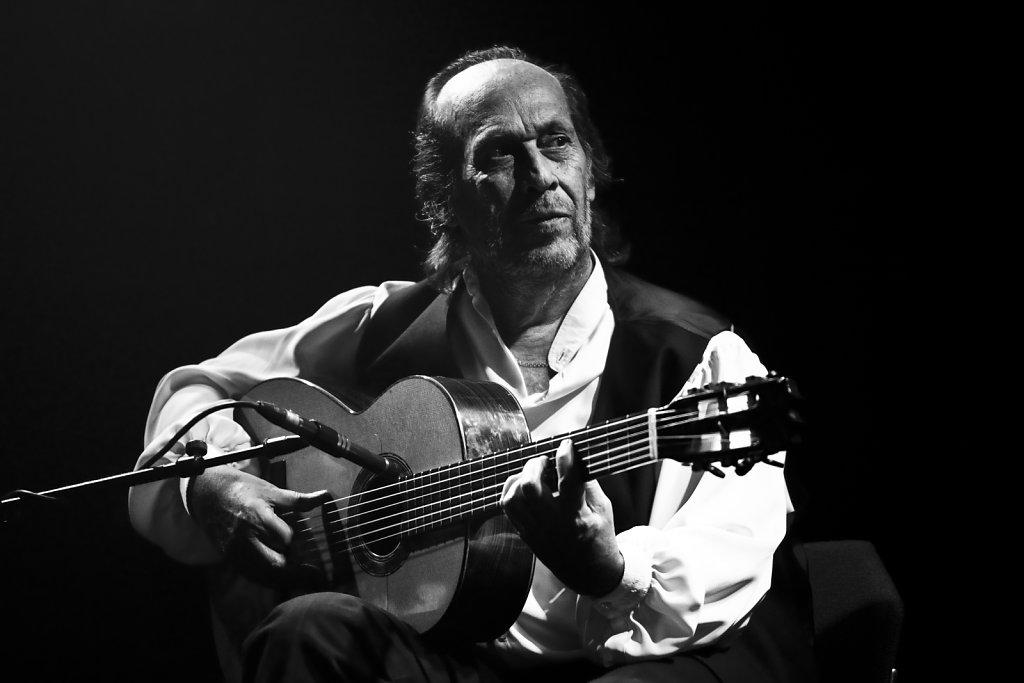 Paco de Lucía, 2010